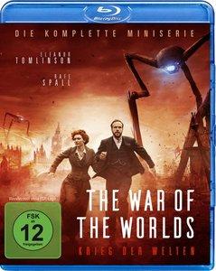 The War of the Worlds - Krieg der Welten, 1 Blu-ray
