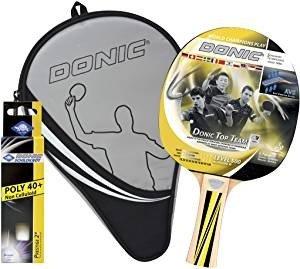 Donic-Schildkröt 788480 - Tischtennis-Set TOP TEAM 500, Geschenk