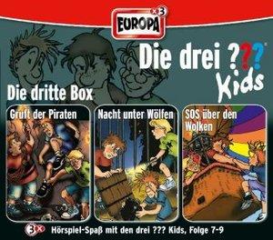Die drei ??? Kids Box 03. (drei Fragezeichen)