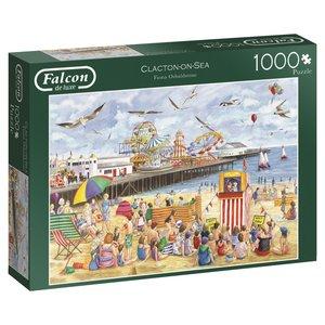 Falcon 11204 - De Luxe, Clacton on Sea, Puzzle, 1000 Teile