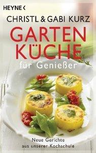 Gartenküche für Genießer
