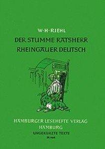 Der stumme Ratsherr / Rheingauer Deutsch