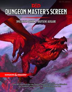 Dungeon Master\'s Screen - Deutsche Ausgabe