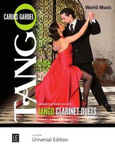 Tango Clarinet Duets für 2 Klarinetten