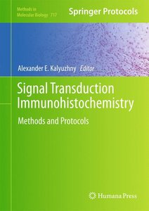 Signal Transduction Immunohistochemistry