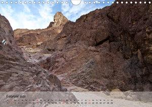 NEGEV Wege in der Wüste (Wandkalender 2020 DIN A4 quer)