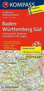 Baden-Württemberg Süd, Schwarzwald, Bodensee, Schwäbische Alb, A