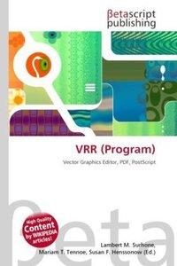 VRR (Program)