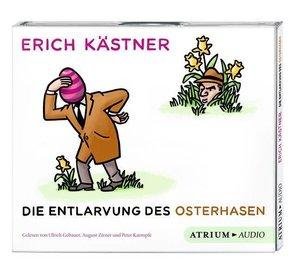 Die Entlarvung des Osterhasen. CD