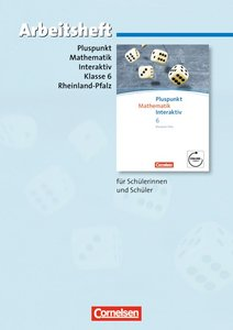 Pluspunkt Mathematik interaktiv 6. Schuljahr. Arbeitsheft mit ei