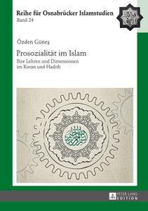 Prosozialität im Islam