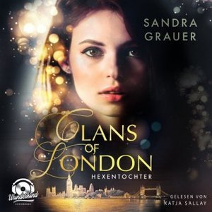 Clans of London, 1 Audio-CD, MP3 Format