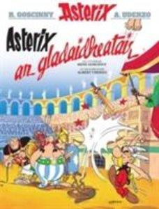 Asterix an Gladaidheatair