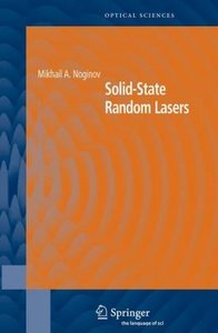 Solid-State Random Lasers
