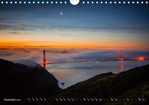 San Francisco Moments (Wandkalender 2019 DIN A4 quer)