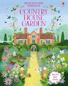 Doll\'s House Country House Gardens Sticker Book