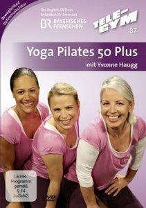 TELE-GYM 37. Yoga Pilates 50 Plus