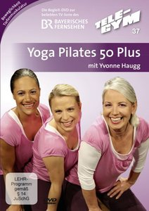 TELE-GYM 37. Yoga Pilates 50 Plus