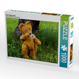 Der Herbst naht 1000 Teile Puzzle quer