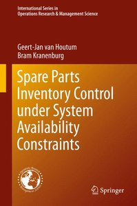 Spare Parts Inventory Control under System Availability Constrai