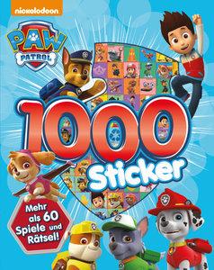 Nickelodeon Paw Patrol - 1.000 Sticker