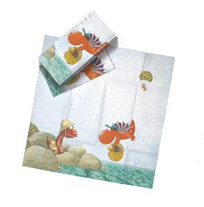 Der kleine Drache Kokosnuss - Drachentücher