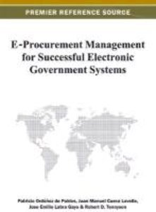 E-Procurement Management for Successful Electronic Government Sy