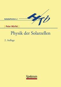 Physik der Solarzellen