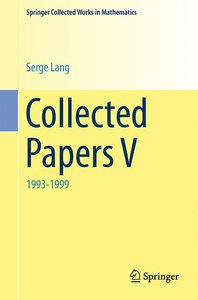 Collected Papers V