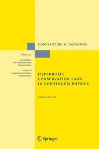 Hyperbolic Conservation Laws in Continuum Physics