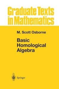 Basic Homological Algebra