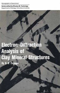 Electron-Diffraction Analysis of Clay Mineral Structures