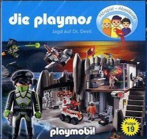 Die Playmos 19. Jagd auf Dr. Devil