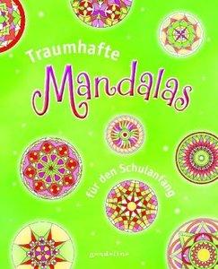 Traumhafte Mandalas für den Schulanfang