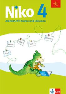 Niko Sprachbuch / Arbeitsheft Fördern und Inklusion 4. Schuljahr