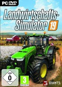 Landwirtschafts-Simulator 19, 1 DVD-ROM