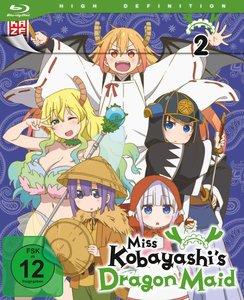 Miss Kobayashi\'s Dragon Maid - Blu-ray 2