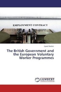 The British Government and the European Voluntary Worker Program