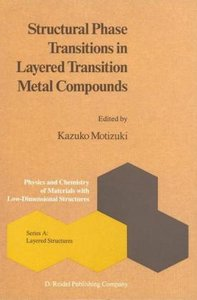 Structural Phase Transitions in Layered Transition Metal Compoun