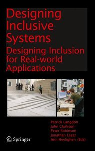 Designing Inclusive Systems