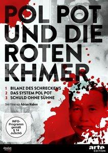 POL POT UND DIE ROTEN KHMER, 1 DVD-Video
