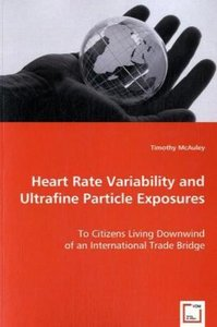 Heart Rate Variability and Ultrafine Particle Exposures