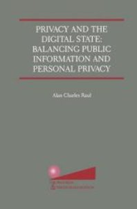Privacy and the Digital State
