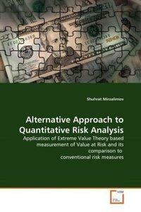 Alternative Approach to Quantitative Risk Analysis