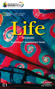 Life - First Edition - C1: Advanced - ExamView CD-ROM