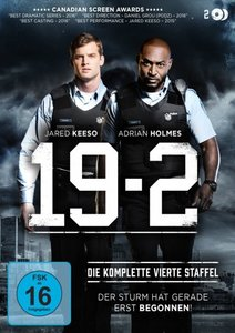 19-2. Staffel.4, 2 DVD