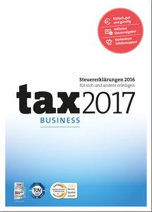 tax 2017 Business (Steuerjahr 2016)