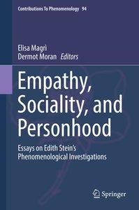 Empathy, Sociality, and Personhood