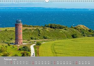 Küstenimpressionen von den Ostseeinseln Rügen und Usedom (Wandka