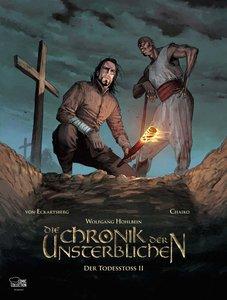 Wolfgang Hohlbeins Die Chronik der Unsterblichen 06